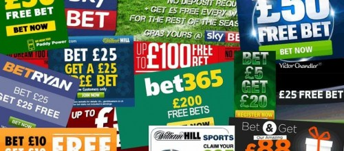Freebets, Offers, ACCA Insurance, ITV Racing & Boosts for this weekend