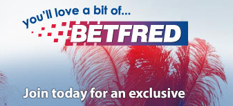 Who wants a free bet for £10 with Bet Fred?