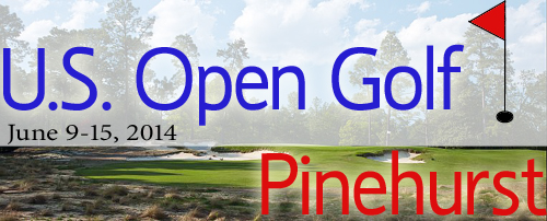US Open Golf 2014 Predictions & Betting Tips