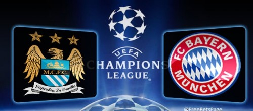 Man City v Bayern Munich Betting Tips